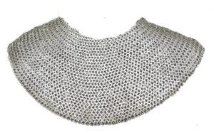 colletin mailles aluminium riveté