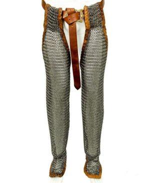 Pantalon mailles