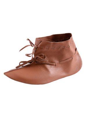 Chaussures viking style Haithabu cuir