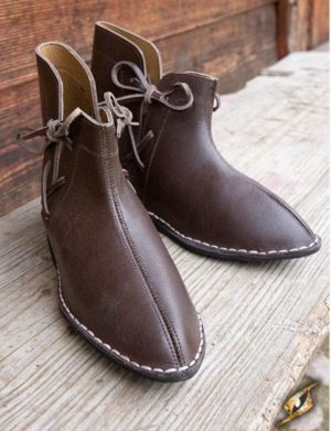 chaussures galahad marron