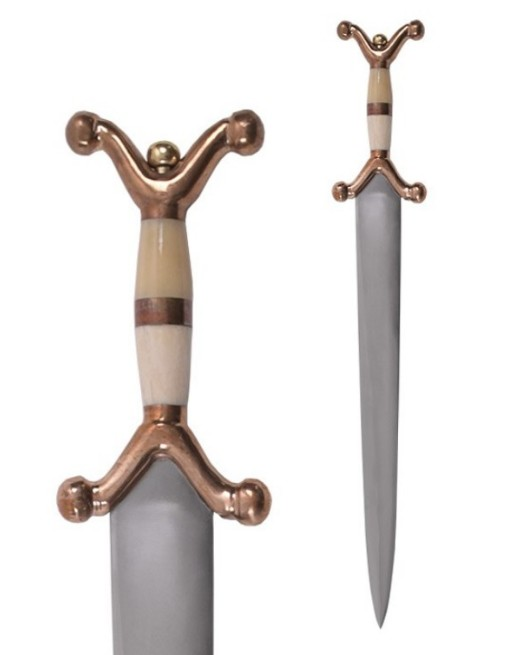 Epée courte celte