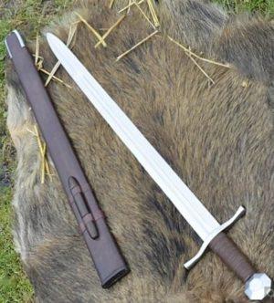 Epées croisés 13eme siècle