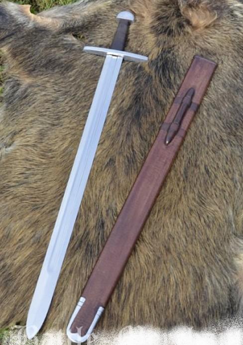 Epée viking normande