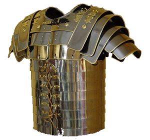 cuirasse romaine lorica segmentata