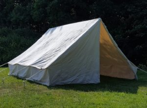 tente militaire romaine