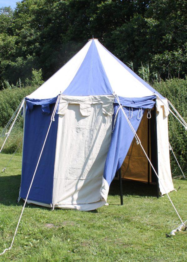tente pavillon medieval