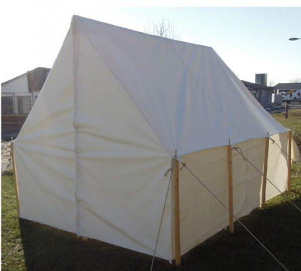 tente militaire historique