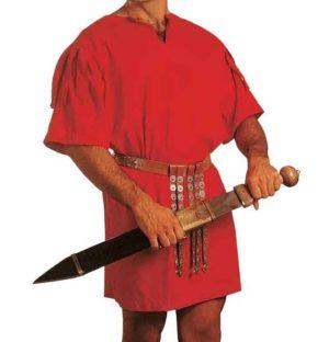 tunique romaine coton