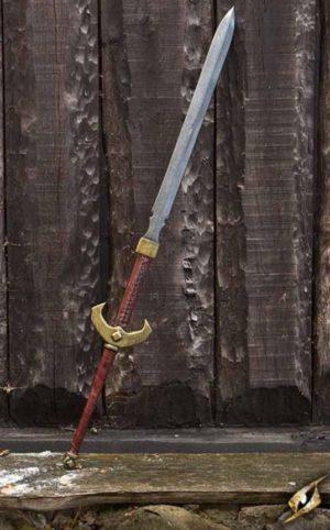 épée mousse Baal
