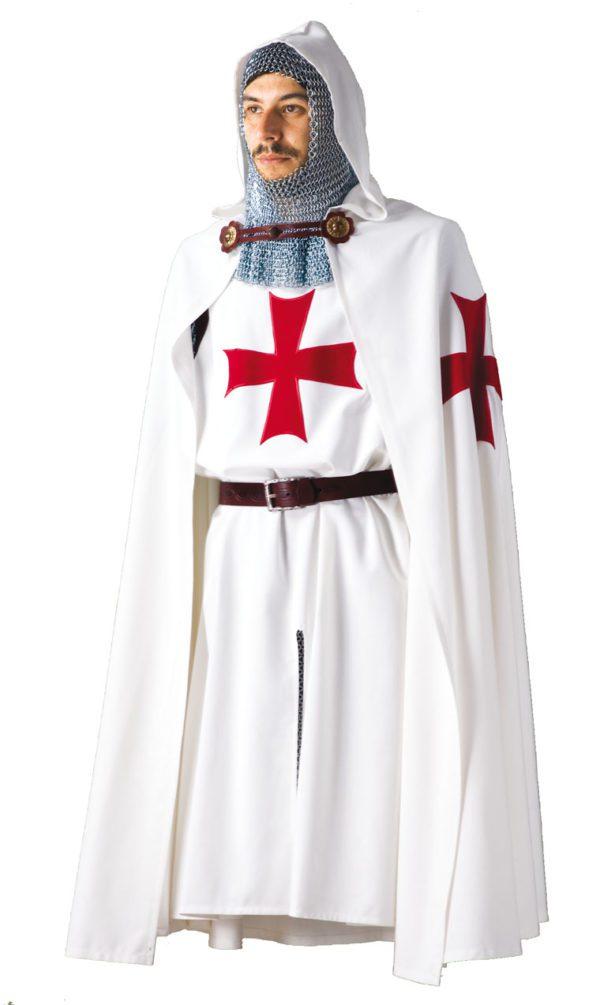 cape de chevalier templier