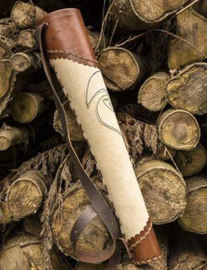 carquois archer beige
