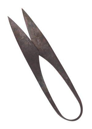 ciseaux médiévaux