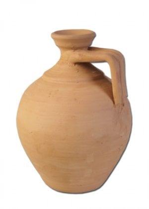 Cruche romaine argile