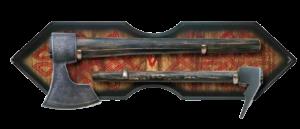 vikings armes de floki