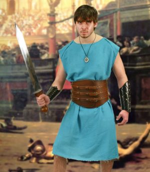 tunique de gladiateur romain