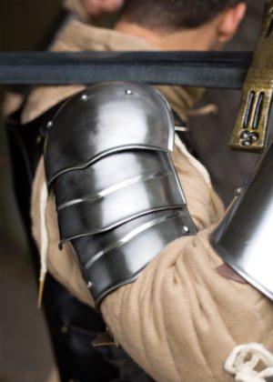 Epaulières de Mercenaire