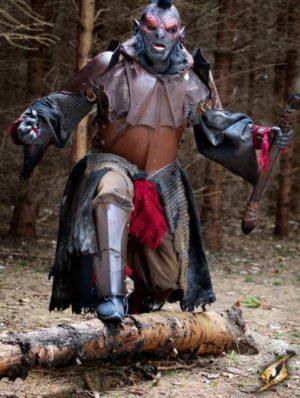 armure orc