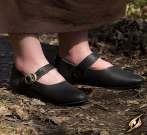 chaussures Astrid noires