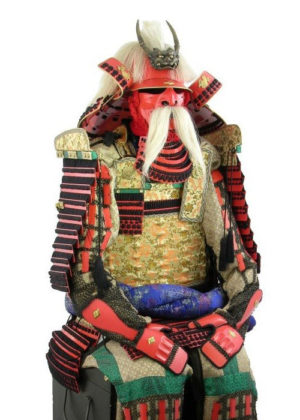 armure samourai takeda shingen