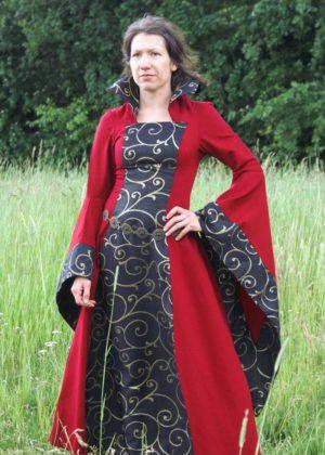 Robe médiévale Katerina